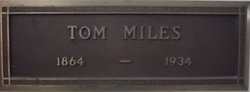 Tom Miles