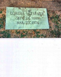 Annie Lorena <i>Middlebrook</i> Farmer