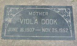 Viola <i>Hughes</i> Cook