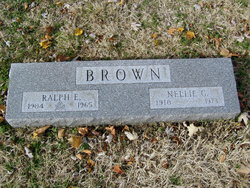 Nellie G <i>McPherson</i> Brown
