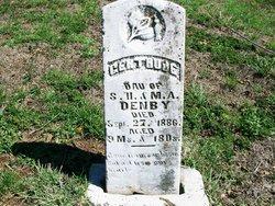 Gertrude Denby