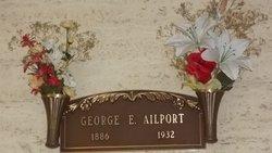George Eugene Ailport