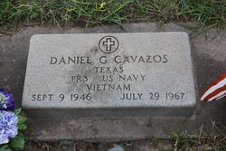Daniel Gutierrez Cavazos