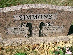 Elmo Lee Simmons, Sr