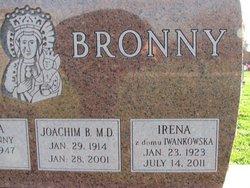 Irena <i>Iwankowska</i> Bronny