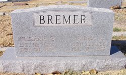 Norma Auguste <i>Blume</i> Bremer