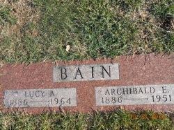Archibald Edward Archie Bain