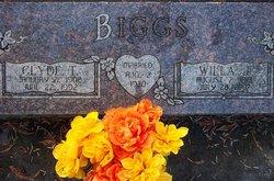 Willa Jewel <i>Garrison</i> Biggs