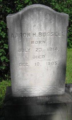 Aaron Hanson Bussell