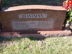 Leonard L. Boatman