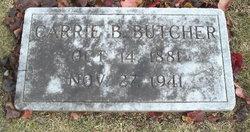 Carrie <i>Brooks</i> Butcher
