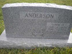 Elmer S Anderson
