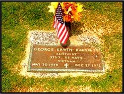 George Erwin Baker, IV