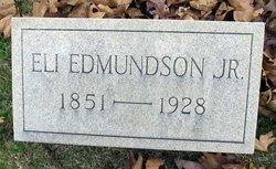 Eli Edmundson, Jr