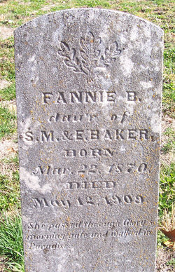 Fannie B Baker
