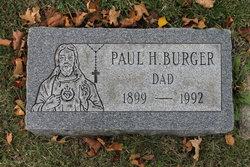 Paul Henry Burger