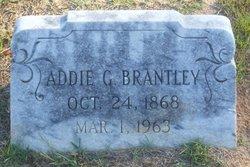 Addie G. Brantley