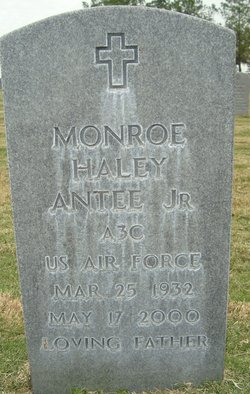 Monroe Haley Antee, Jr