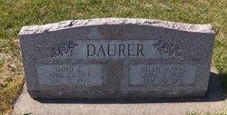 Helen Jeanne <i>Hoover</i> Daurer