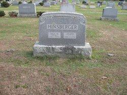 Elizabeth Ella <i>Thul</i> Hinsberger