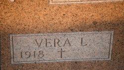 Vera <i>Leslie</i> Hoover
