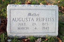Augusta <i>Winterberg</i> Reifeiss