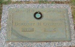 Dorothy H Overton