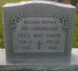 Erla Mae <i>Bauman</i> Amon
