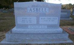 Henry Lee Asbell