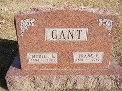 Frank Elroy Gant