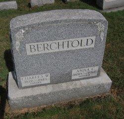Anna C <i>Heintz</i> Berchtold