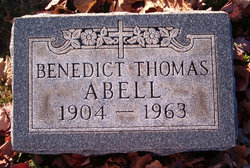 Benedict Thomas Abell