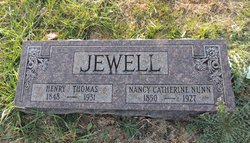 Nancy Catherine <i>Nunn</i> Jewell