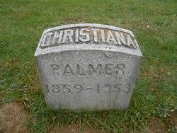 Christiana Palmer