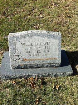 Willie D Davis