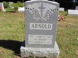 Adelbert K Arnold