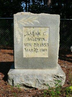 Sarah Catherine Baldwin
