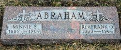 Minnie S. Abraham