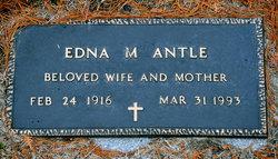 Edna M. Antle