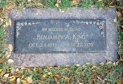 Benjamin Alexander King