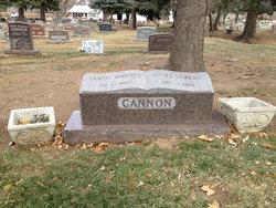 Lucile <i>Curran</i> Cannon