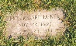 Peter Carl Eckel