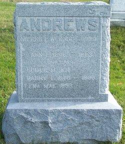 Lena Mae <i>Andrews</i> Parry