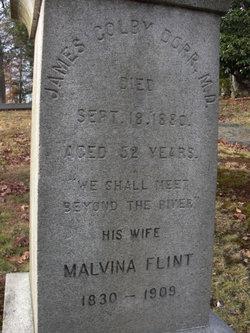 Malvina <i>Flint</i> Dorr