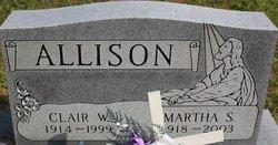 Clair W Allison