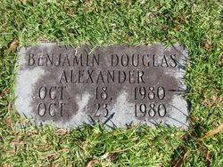 Benjamin Douglas Alexander