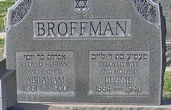 Bessie Broffman