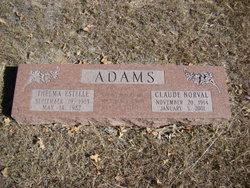 Thelma Estelle <i>Morton</i> Adams