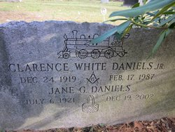 Clarence White Daniels