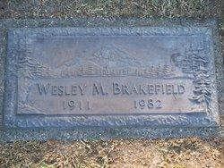 Wesley M. Brakefield
